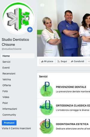 studio-dentistico-chisone-villar-perosa-dentista-val-chisone-nuove-pagine-facebook-instagram